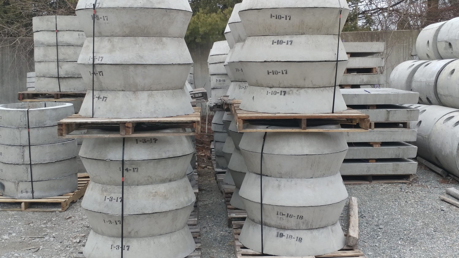 Custom Precast Products